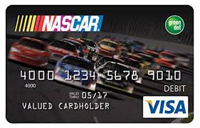 reloadable credit card nascar reloadable prepaid visa card credit card offers