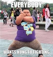 Fu Meme - kung fu boom boom pow