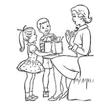 20 free printable mother u0027s coloring pages