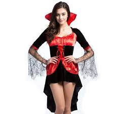Vampiress Halloween Costumes Buy Wholesale Victorian Vampire Dress China Victorian