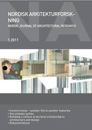 Journal Urban Design Home Archives