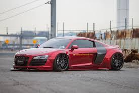 Audi R8 Build - car gallery