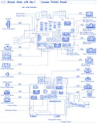 toyota prius fuses box 1998 wiring diagrams instruction