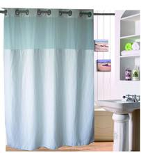 Hotel Shower Curtains Hookless Hookless Shower Curtain Hookless Shower Curtain Suppliers And