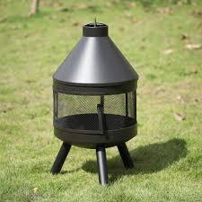 fire pit topper ikayaa outdoor garden patio portable fire pit lovdock com