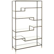 Bookcases John Lewis Buy West Elm Tiered Tower Bookcase Bronze John Lewis