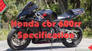 honda cbr 600 price honda cbr 600rr full specification price review showroom