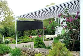pergola shade cloth ideas side panels diy 30224 interior decor