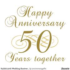 50th wedding anniversary greetings anniversary wishes clipart