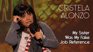 I Lied On My Resume You Ever Lie So Much On A Resume They Gave You The Job Cristela