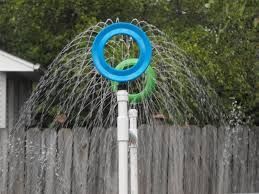 diy splash pad 7 genius hacks kids sprinkler sprinkler and