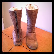 zipper ugg boots sale 68 ugg shoes ugg knightsbridge back zipper boots from