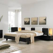 modern contemporary bedroom design leather relaxed chair as