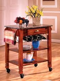 kitchen island wine rack cart with drawer towel hanger cabinet