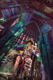 Pirates Of The Caribbean Map by Secrets Behind Shanghai Disneyland U0027s Pirates Of The Caribbean