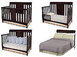 Discount Convertible Cribs Delta Children Bennington Sleigh 4 In 1 Convertible Crib