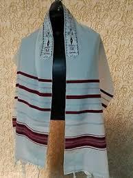 prayer shawls from israel talit tallit prayer shawl 100 wool 27 x72 made in israel ebay