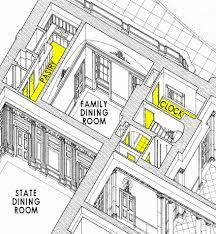 houses floor plan first floor white house museum
