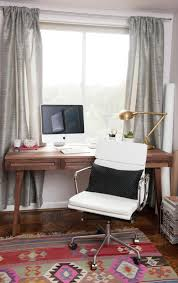 design my office workspace love the desk like the colorful rug but maybe a different