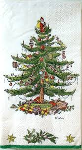 amazon com spode christmas tree paper guest towels dinner