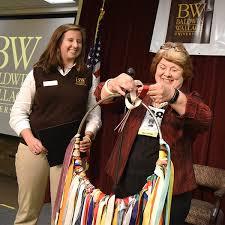 alumni ribbons traditions baldwin wallace
