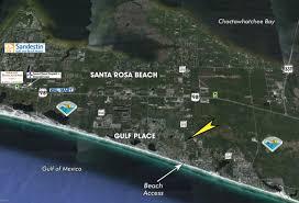 Santa Rosa Zip Code Map by Lot 2 S Co Hwy 393 Santa Rosa Beach 32459 Mls 777989 Kw