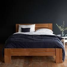 Australian Duvet Sizes Azur Teak Bed Frame Australian King Size U2013 Originals Furniture