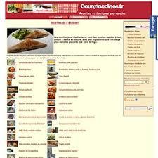 site de recettes cuisine site général recettes de cuisine pearltrees