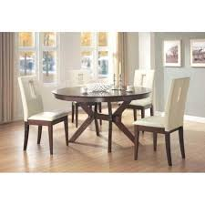 Dining Chairs With Casters Room Decor Grey Griffin Cutback Upholstered Dining Chair Along