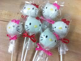hello kitty cakepops sweet lauren cakes artisan cake pops
