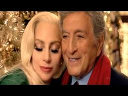 commercial lady gaga barnes and noble tony bennett lady gaga baby it s cold outside merry christmas
