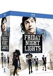 friday night lights tv series amazon com friday night lights the complete series blu ray