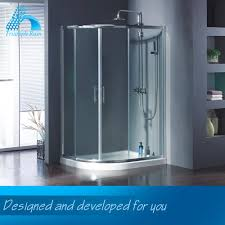 3 sided shower enclosure 3 sided shower enclosure suppliers and