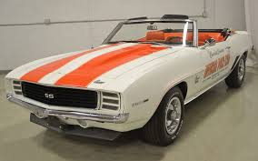 1969 camaro rs ss convertible 1969 camaro rs ss z11 indy pace car