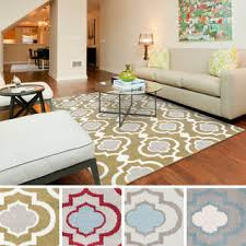 5 X 7 Area Rug Turquoise And Taupe Matrix Jute Cotton Printed Area Rug 5 X7