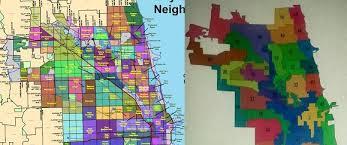 40th ward chicago map remap puts roscoe in 20th ward chicago bulldog