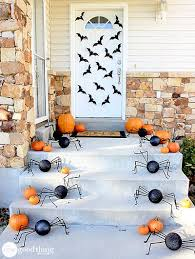 Diy Halloween Wall Decorations 40 Easy Diy Halloween Decorating Ideas Fab Art Diy