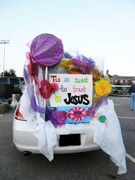 Church Halloween Party Ideas Here Are 10 Fun Ways To Decorate Your Trunk For Your Church U0027s