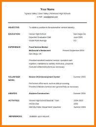 sample undergraduate resume cover letter with resume sample