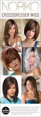Wigs By Vanity The Noriko Crossdresser Wig Collection Lots Of Natural Looking