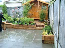 Backyard Planter Designs by Ideas For Small Backyard Gardens Ideas For Backyard Vegetable