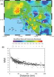 Newport Inglewood Fault Map Preliminary Report On The 29 July 2008 Mw 5 4 Chino Hills Eastern