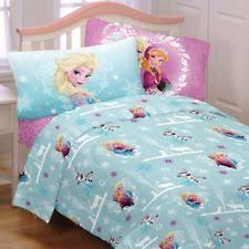 Frozen Comforter Full Disney Bedding Ebay
