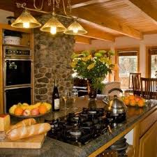 classical kitchen decor with italian design for chic and catchy