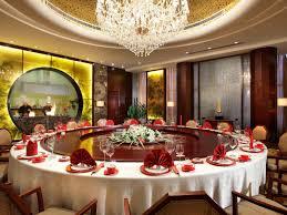 Restaurant Decoration Restaurants Near Yantai Sea View Crowne Plaza