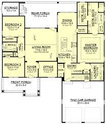 Open Living Space Floor Plans by Cherry Laurel House Plan Craftsman Style Houses And Craftsman Style