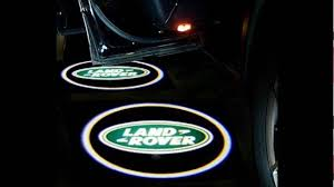 range rover welcome light how to install land rover door welcome logo lights youtube