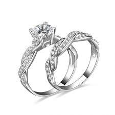 Zales Wedding Rings Sets by Wedding Rings Bridal Sets Under 300 Zales Wedding Rings Trio