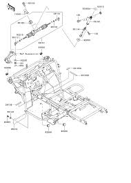 kawasaki mule 550 parts diagram periodic u0026 diagrams science