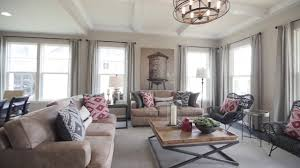 new somersetview home model for sale at willowsford first floor
